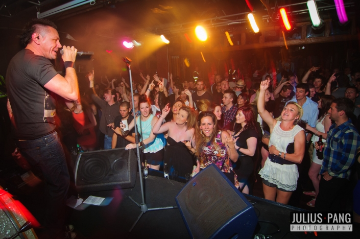 The Shed on Fri. 29/9/2012. Photo by Julius Pang.