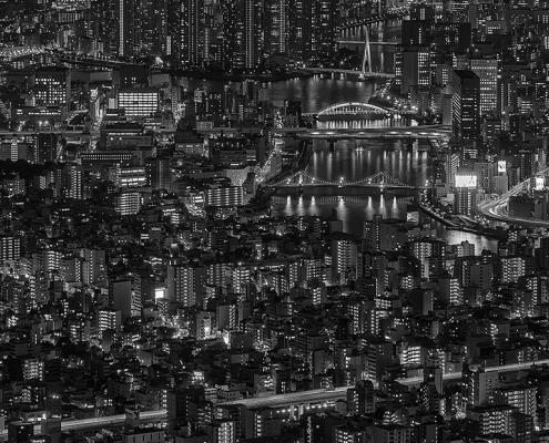 Tokyo Nightscape | © Julius Pang